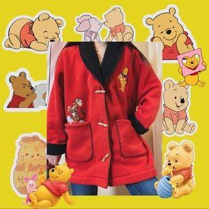 90s Winnie the Pooh coat 🍯❤️